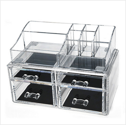 3 tier acrylic box